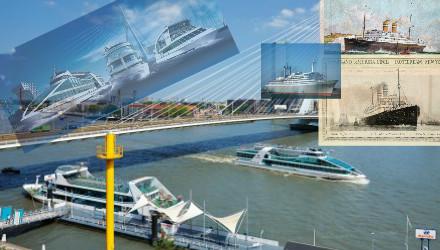 Spido Rotterdam Havenrondvaart
