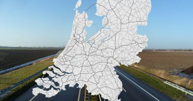 kontrola trakcji Holandia 2020