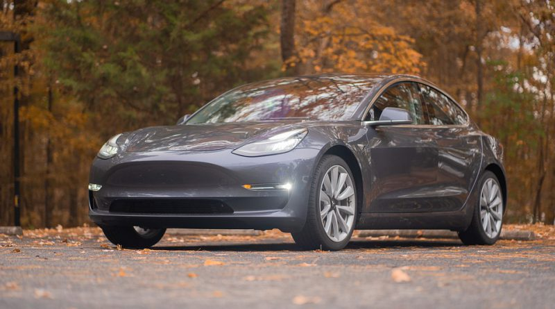Tesla w Holandii