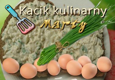 pasta jajeczna z leczniczym szczypiorkiem
