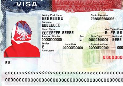 wiza do USA
