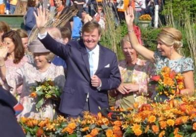 Dzień Króla w Holandii