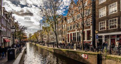 Holandia Amsterdam 2020