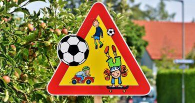 Holandia znaki drogowe