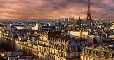 Koronawirus Francja Paryż