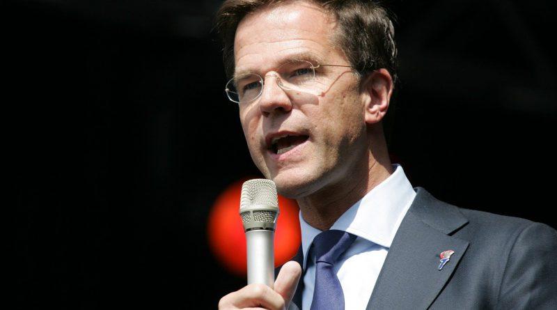 Holandia premier Rutte