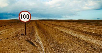 100 km/h Holandia 2020