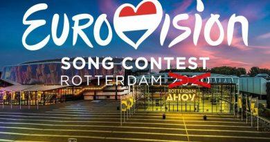 eurowizja 2020 rotterdam holandia