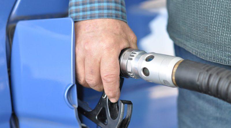 ceny paliw Belgia