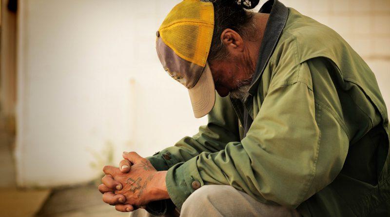 bezdomność Holandia 2020