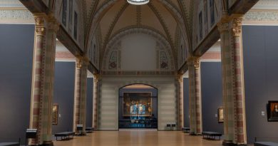 museum online Holandia 2020 koronawirus