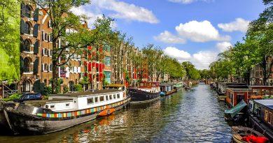 Wielkanoc Holandia 2020
