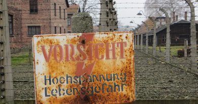 Auschwitz-Birkenau Oświęcim-Brzezinka Holandia 2020