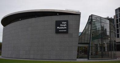 Holandia Amsterdam Van Gogh 2020