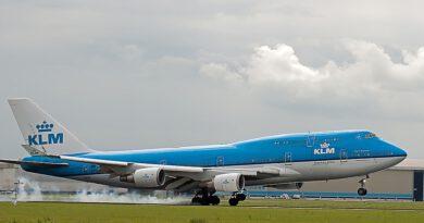 Holandia loty samolotem koronawirus czerwiec 2020