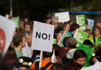 Holandia Amsterdam protest manifestacja 2020