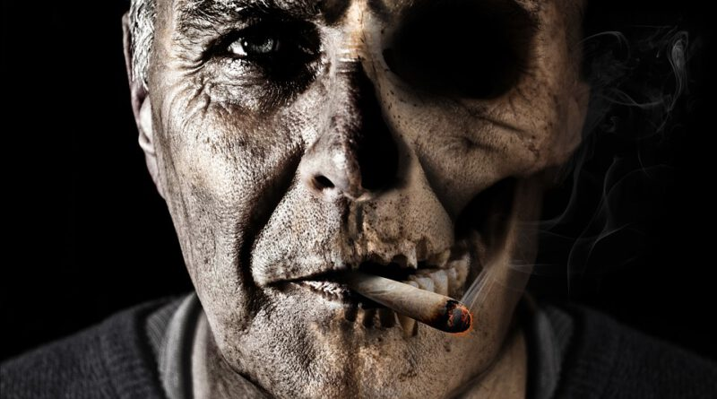Holandia zakaz palenia 2020
