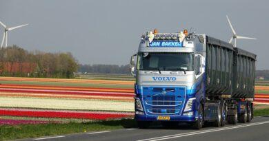 Holandia TIR podatek drogowy winieta