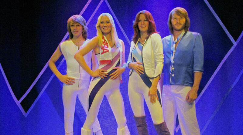 Holandia ABBA Szwecja powrót