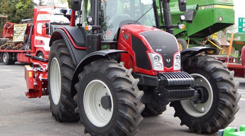 Holandia blokada protest rolnicy 2020 lipiec