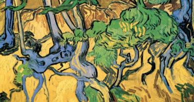Holandia Van Gogh Korzenie Drzew samobójstwo