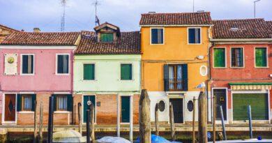 Holandia Włochy domy za 1 euro lipiec 2020