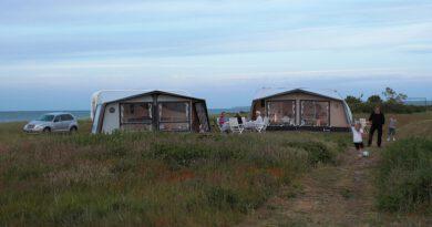 Holandia wakacje namioty 2020