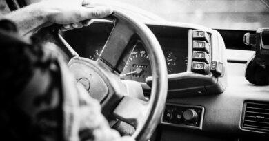 Holandia kierowca alkohol narkotyki 2020