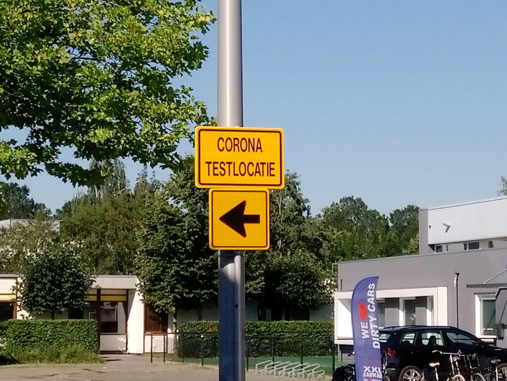 Holandia koronawirus 2020