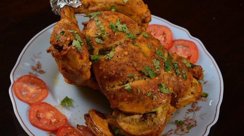 Holandia kurczak salmonella