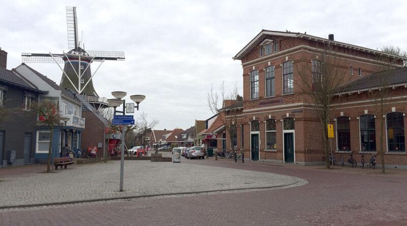 Holandia Groningen Winsum