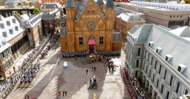 Holandia Prinsjesdag 2020