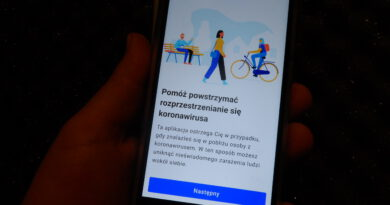 Holandia koronawirus aplikacja CoronaMelder 2020