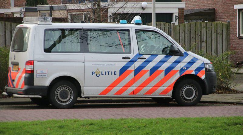 Holandia Ridderkerk strzelanina 2020