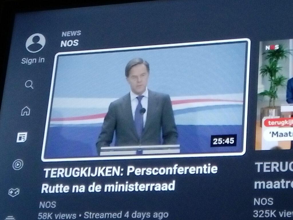 Holandia koronawirus covid-19 konferencja prasowa po polsku