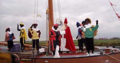 Holandia Zwarte Piet Sinterklaas tradycja ciekawostki 2020