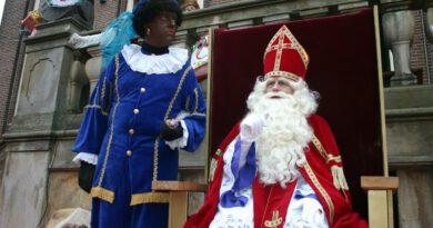 Holandia Sinterklaas koronawirus 2020