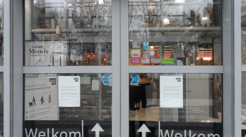 Holandia blokada lockdown grudzień 2020 koronawirus COVID-19