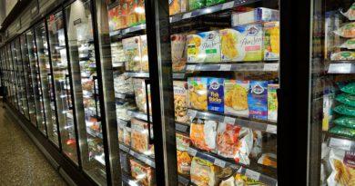 Holandia supermarket powietrze opakowania grudzień 2020
