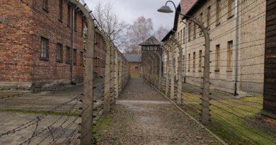 Holandia Oświęcim SS Polska Holendrzy strażnicy