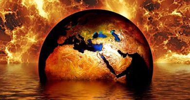 Świat katastrofa ekologia