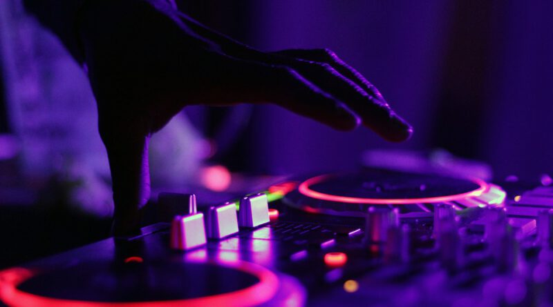Holandia wiatraczek audio live set DJ Breaker