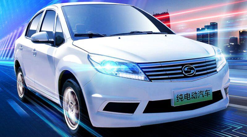 Holandia Niemcy Chiny Suda auto elektryczne 2021