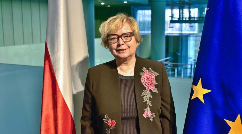 Holandia Polska praworządność Gersdorf nagroda