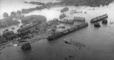Holandia powódź luty 2021