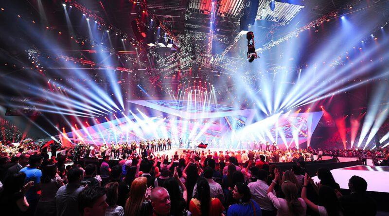 Holandia Rotterdam Eurowizja 2021 maj Ahoy bilety