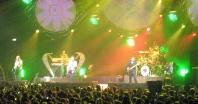 Holandia Amsterdam Toto koncert 2022 bilety