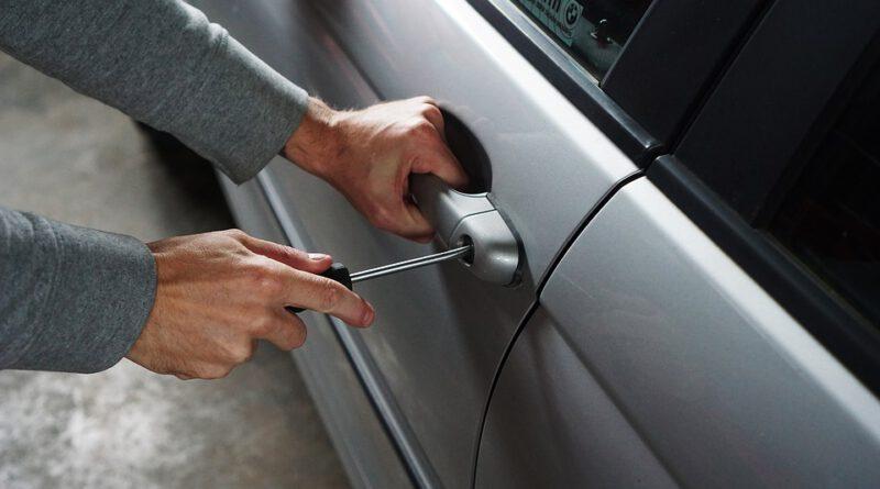 Holandia auto kradzież 2021