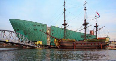 Holandia koronawirus obostrzenia muzea atrakcje Nemo Amsterdam
