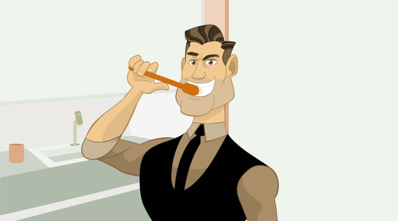 Holandia król dentysta stomatolog koszty